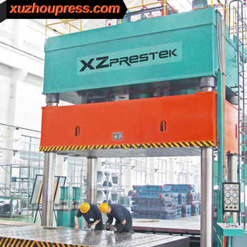 YD27 Metal Sheet Deep Drawing Hydraulic Press(100ton-630ton)
