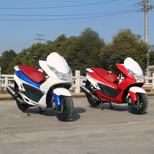 Hot sale new design cheap good quality 125cc 150cc eec automatic gas scooter moto