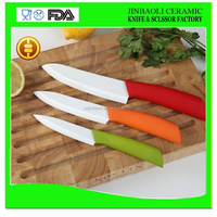 hot selling colored kitchen ceramic utility knife