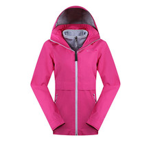 Free Sample Outdoor Clothing Ladies Quilted OEM custom recycled polyester women waterproof jacket