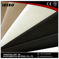 tailor-made polyester fusible compressed fabric for sale