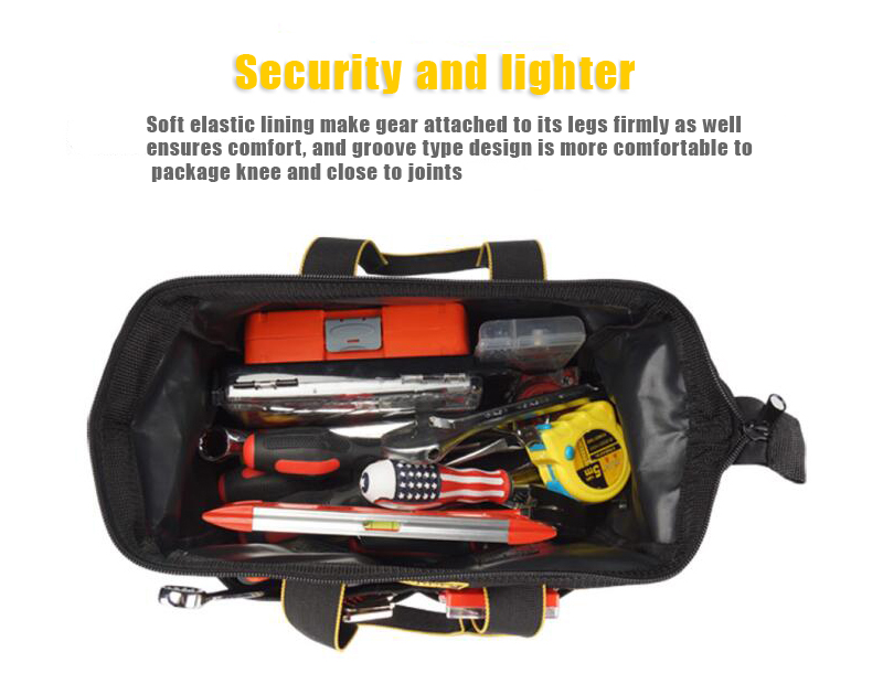 electricians tool kit hanging tools packaging tool tote bag for plumbers