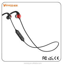 V4.1 private Kongfu Panada disposable stereo mini sports bluetooth earphone with microphone