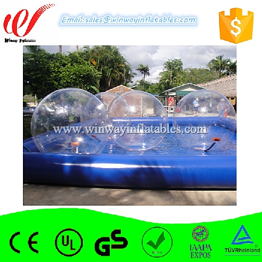 Inflatable water toys/inflatable running ball/water ball WW7013