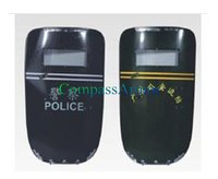 Glass fiber Law Enforcement Police Anti Riot Shiled with Thickness 3.5mm