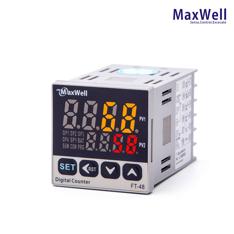2018 maxwell 4 6 digit encoder digital counter meter