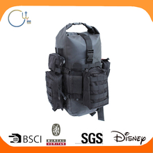 40L Welded Molle 500D PVC Tarpaulin Dry Backpack