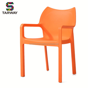 starway dining outdoor Leisure Plastic PP Chair DC-671