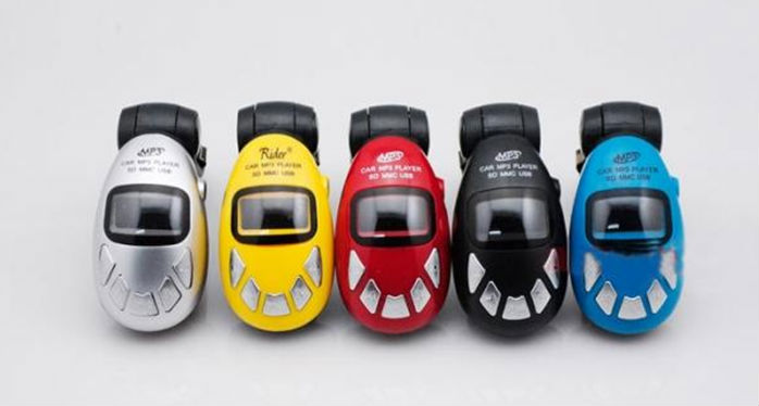 Portable Beatles Car MP3 Player FM Transmitter USB Car Accessories