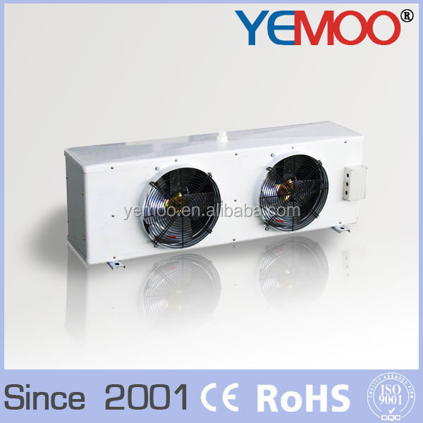 7.5kw YEMOO DD series cold storage R134a evaporator and condenser for refrigeration