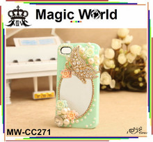for blackberry curve 8520 fancy mirror covers