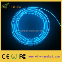 High Brightness EL lighting wire EL car decoration light wire
