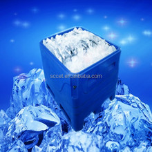 Frozen fish and seafood transport Roto-mold fish containers insulated 1000liers