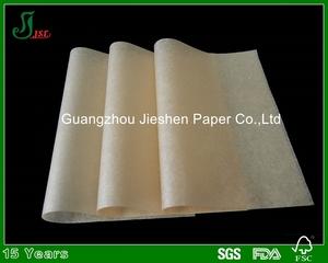 f4b2c0a008e 2016 OEM food grade 100% virgin wood pulp MG brown kraft paper sheets