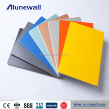 Outdoor advertising material exterior aluminum composite panel ACP for wall cladding building
