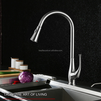 single handle kitchen faucet pull out kitchen mixer sink tap