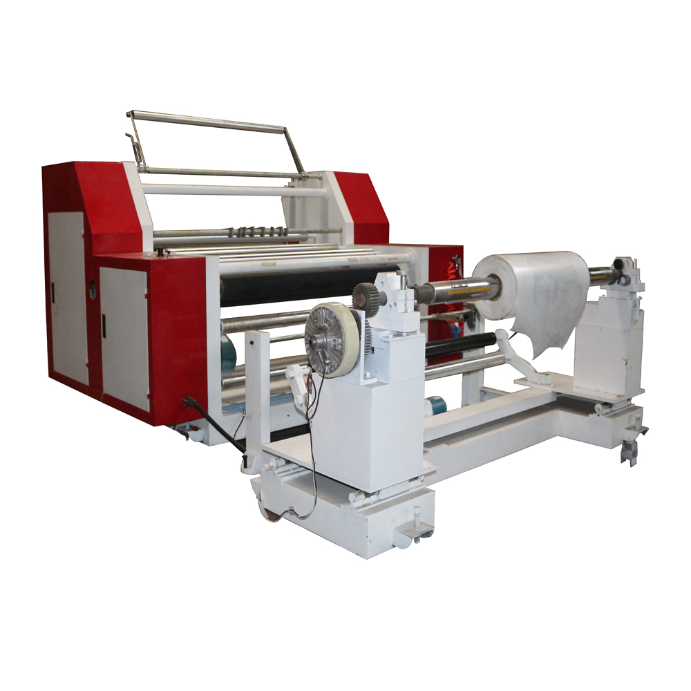 Automatic High Quailty Bopp Plastic Film Label Kraft Paper Non Woven Slitter Cutter Cutting Roll Slitting Machine Best Price