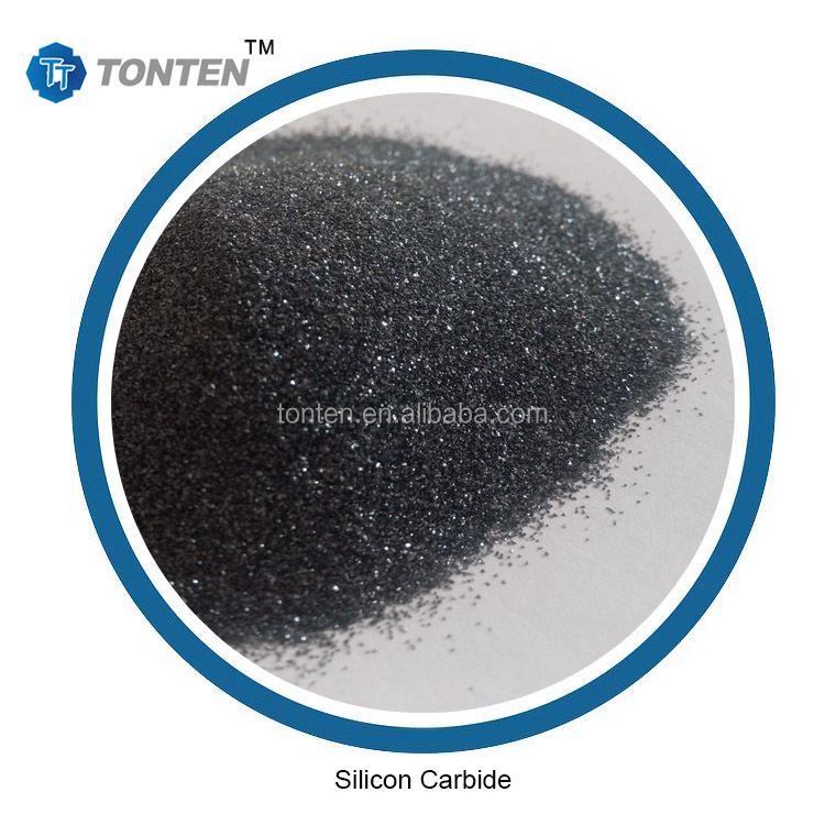 black or green silicon carbide for Electronic circuit element