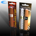 2018 Blister package 1800 puffs disposable e-cigar low price