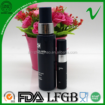 Factory supply HDPE wholesale 1 liter spray plastic bottle for perfume