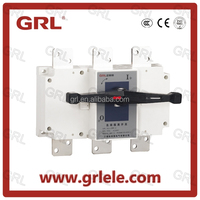 HGL 2500A 3P Isolator Switch In