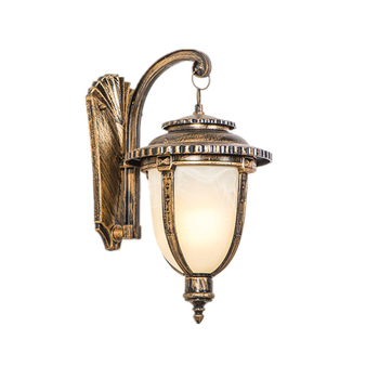 New decor antique aluminum wall sconce lamp outdoor wall fancy light vintage wall mounted lamp