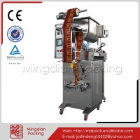 MD-60AJ Small sachet cosmetic liquid filling and packaging machine
