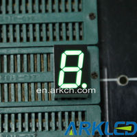 0.56 inch 7 segment display,Single Digit,Pure Green