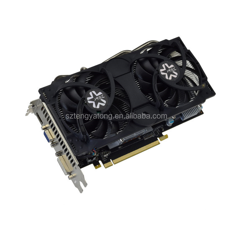 2017 Manufacturer OEM 4GB GTX 970 DDR5 graphics card stock products status