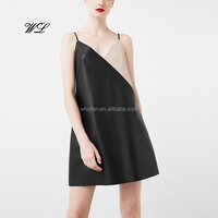 Women club dress, casual women clothing fashion strapless dress