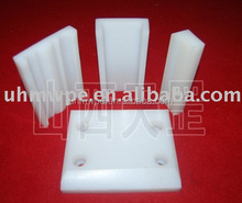 High quality UHMWPE injection shaped Parts/ UHMWPE extrusion parts/