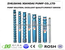 Cast Iron centrifugal submersible pump