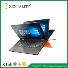 11.6inch mini laptop Intel Core i5 mini laptop 360 degree rotating touch screen Netbook Computer