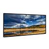 55 Inch LCD Digital Signage Network Touch Screen Monitor Media Player Display