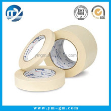Hot sale heat resistant automotive brown masking tape for car