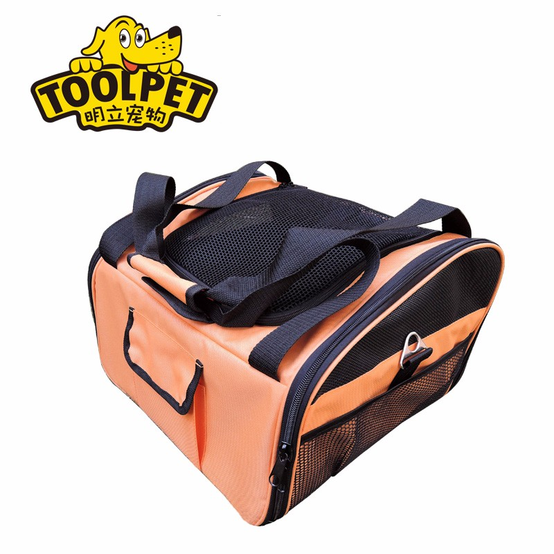 Excellent quality luxury carriers pet travel bag dog carrier