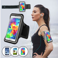 WaterProof Sport Gym Running Armband Protector Soft Pouch Case Cover For Samsung Galaxy Note 3