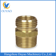 Male Thread Hose to Pipe Adapter