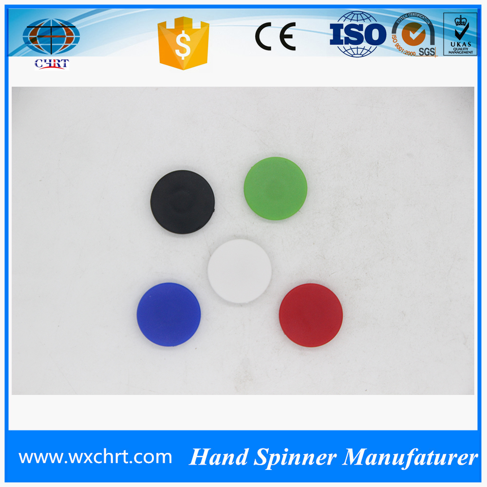 Optional Mix Sale Factory Direct Sale Nice Price ABS Plastic Cap Hand Fidget Spinner Cap