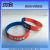 2016 Euro cup High quality Customized Iceland silicone wristbands