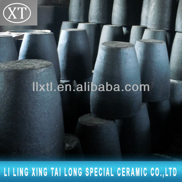 Ceramic High Purity Silicon Carbide Crucibles ANY SIZES AND THE 20 YEARS PROFESSIONAL FOR SIC CRUCIBLE