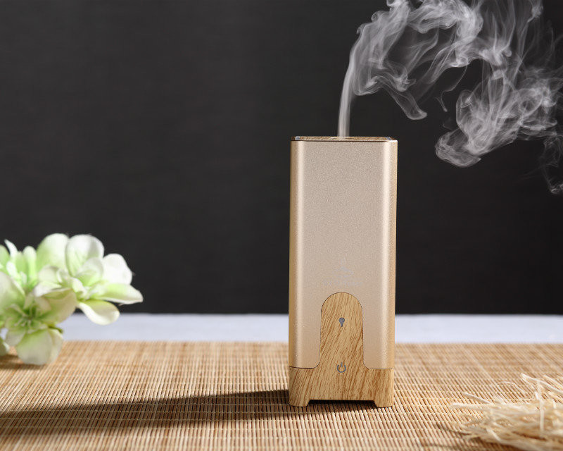 Mini Aroma Diffuser USB / Electric Car Air Fresheners / Aroma Diffuser