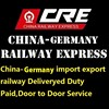 Railway Shipping China To France Germany