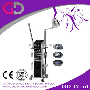 the best guangzhou 17 in 1 multi-function beauty equipment