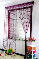 2014 excellent material simple utility string window curtain patterns