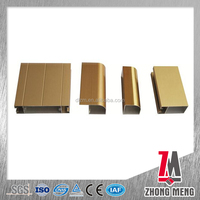Aluminum Extrusion For Doors And Windows