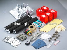 8.7/15KV 3-core Cold Outdoor shrinkable Cable Accessories/ Indoor termination kits/Indoor shrinkable joint