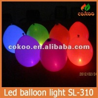 50% OFF Promotion price!!! Factory Direct Inflatable Latex LED Balloons