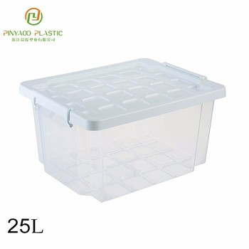 Top quality wholesale outdoor waterproof plastic storage boxes