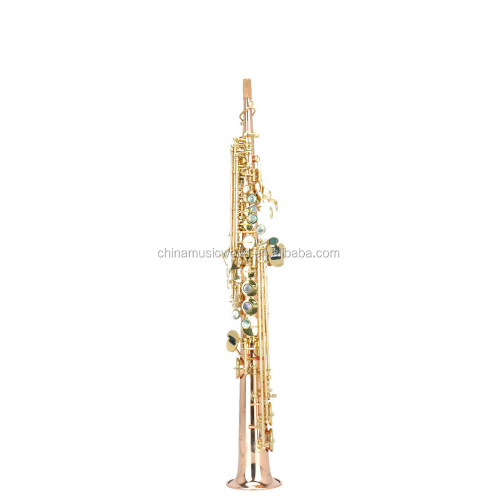 Afanti High Grade High pitched Saxaphone Brass Sax(AES-530)